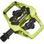 Sixpack Vertic Trail Pedal Grønn